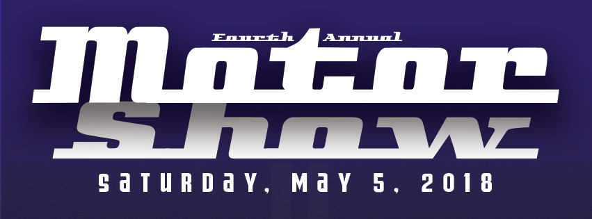 Motor Show - May 5 in the Ag/Auto Parking Lot