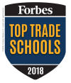 Forbes Top Trade Schools of 2018